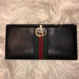 Gucci wallet/checkbook cover